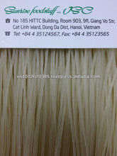Vietnam Big size dried rice vermicelli FMCG products