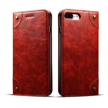 2017 New Arrival PU leather Cell Phone Case For iphone 7plus case Wallet Style