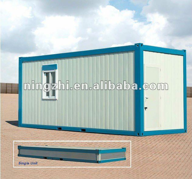 best quality and wonderful design prefabricate container house