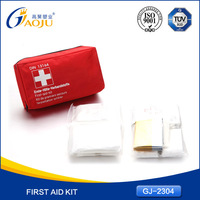 With 16 Years Manufacture Experience Nylon Material polychrome euro first aid kit