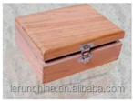 Cheap and high quality borwn colored wooden cigar box for sale