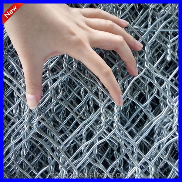 30mm hexagonal wire netting for fish pots mesh