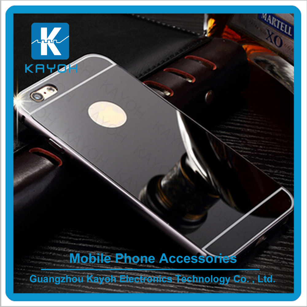 [kayoh] 360 degree Full Body Case With Glass Screen For iPhone 6 Full Cover Protective Case