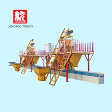 Heat preservation construction material machinery