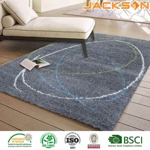 Factory direct cheap 100% polymide area floor rug pad non slip
