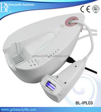 Mini home use IPL intensive pulsed light permanent hair removal machine