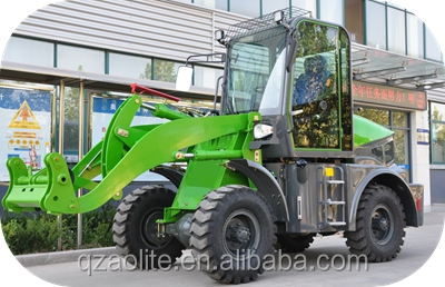hot sale Euro type compact loader with CE