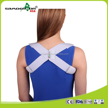 2017 SAMDERSON C1CLPO-2001New Product Shoulder Clavical Back Support,Posture Corrector From China Suppliers
