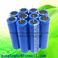 Low leakage current of high capacity 2.7v3000f super capacitor