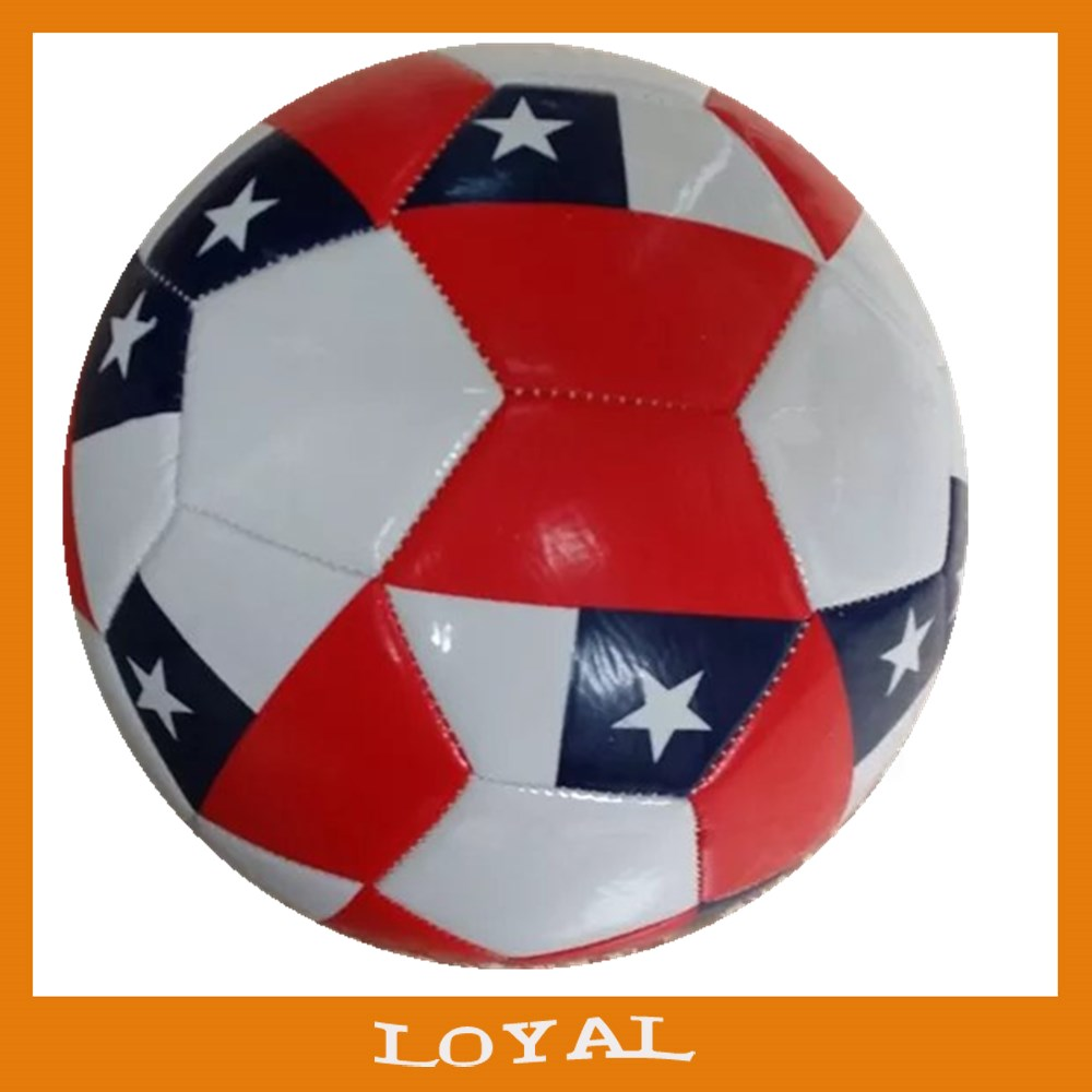 soccer training materials soccer training ball Football Customized PU PVC TPU