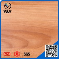 Wood grain PVC film for furniture renovation / wall decoration
