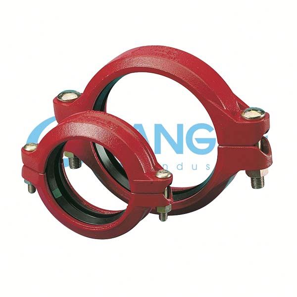 china supplier high temp pipe clamp