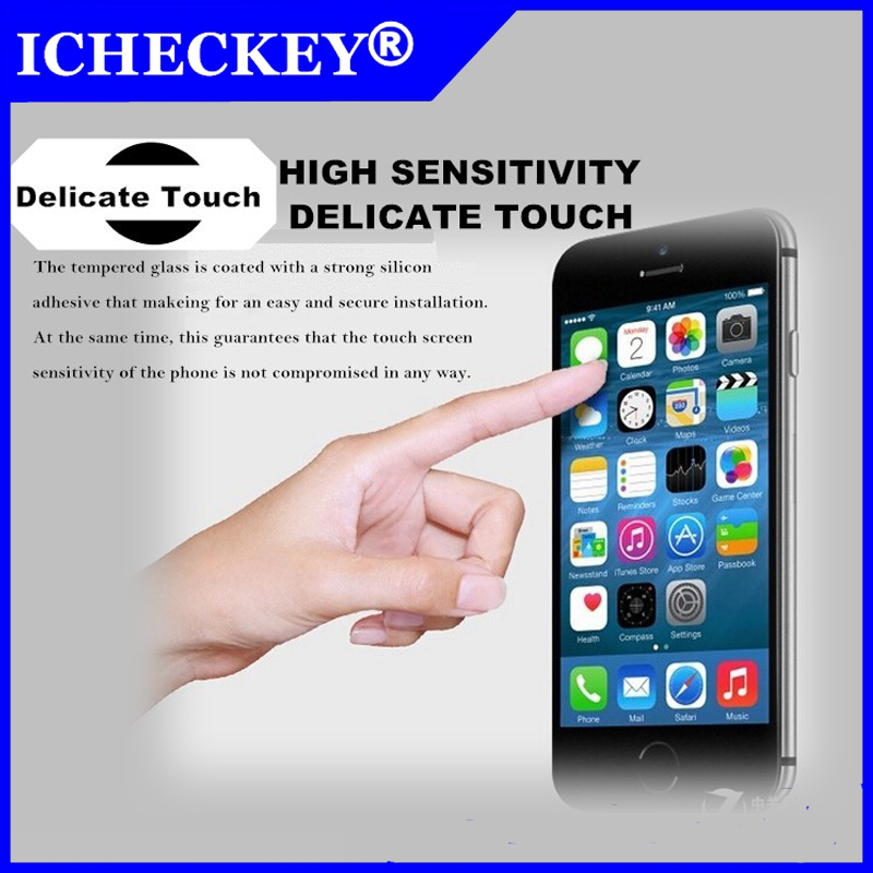 Mobile Phone Accessory Tempered Screen Protective HORI For Iphone 6/6S