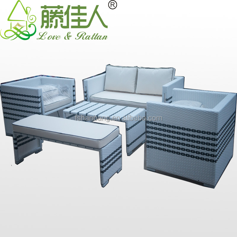 Hot sale All Weather Wicker Leisure Ways China Patio Dedon Outdoor Furniture