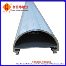 Anodized Customized Hollow extruded Aluminum alloy Solar Panel Frame