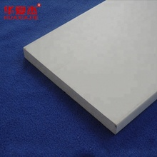Wholesale new era products PVC foam boards white trim plank