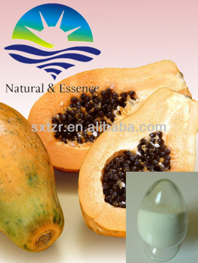 High Quality Papaya Fruit Extract China Supplier Food Supplement