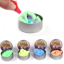 2017 Magic Bouncing Color Changing UV Torch Reactive Thinking Putty