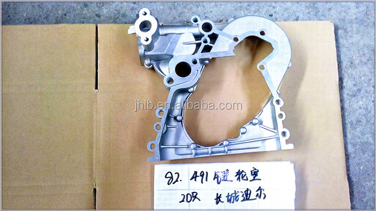 1002051-E00 Timing Gear Housing USED FOR Great Wall Haver Deer
