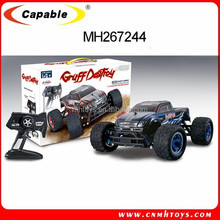 2.4G 4WD RTR electric truck car high speed RC racing buggy
