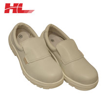 ESD Cleanroom Ladies Safety Shoes with low heel nurse shoes