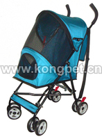 4 wheels luxury pet stroller/pet carriers/dog stroller PS001