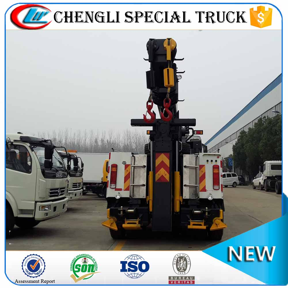 HOWO 8x4 Heavy Duty Emergence Traffic Tow Truck Road Wrecker Truck Manufacturer