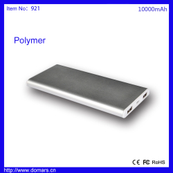 New Products For Xiaomi Power Bank Portable Polymer Battery Power Bank Charger 10000mAh