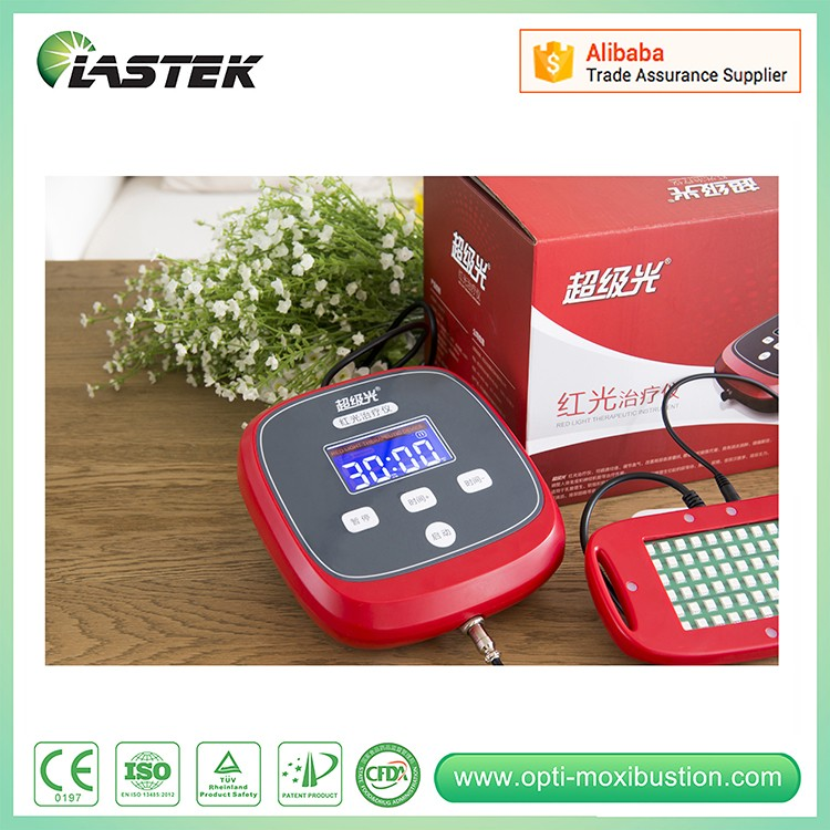 Low frequency therapy instrument infrared led light electro physiotherapy equipment