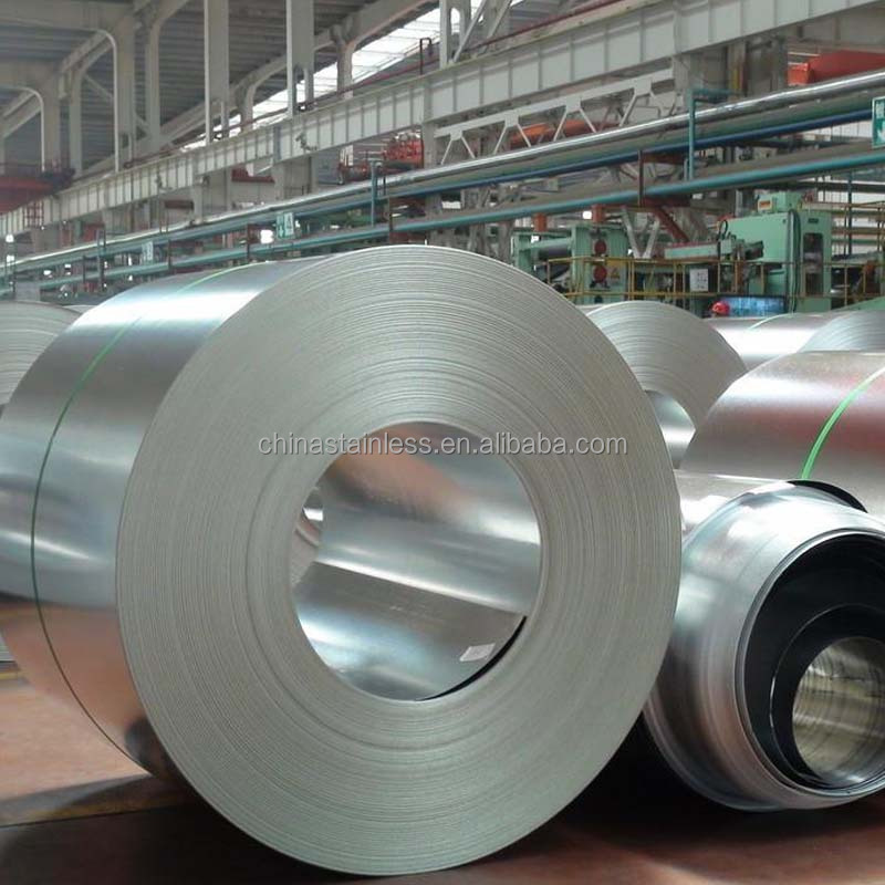 TISCO High Quality Aisi Electro Galvanized Steel Coils