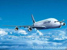 air freight consolidators and international freight forwarder from China to USA