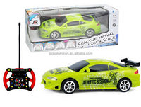 Cheap hot selling rc truck toy car transporters