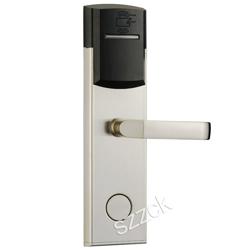 swipe card door lock for hotel deadbolt hotel lock