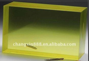 x ray shielding lead glass