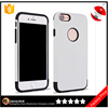 Best selling Beautiful 2-in-1 combo case Factory price anti shock cover for iphone 7