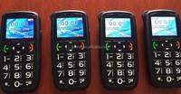Elderly phone for senior / SOS / Bluetooth / Dual Sim / Emergency mobile device