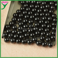 wholesale price yemeni buyer polish fire natural rough black stone agate