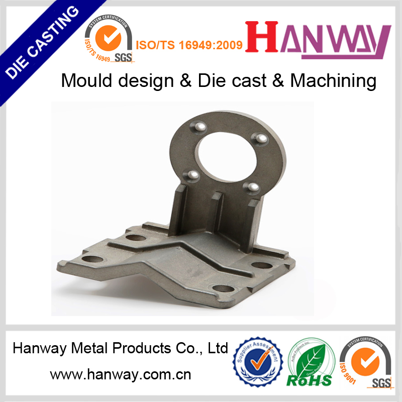 CHINA custom made aluminum wireless connect parts die casting