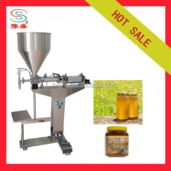 vertical stainless steel semi automatic liquid filling machine for liquid and paste