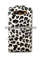 LEOPARD PRINT LEATHER CASE FOR SAMSUNG GALAXY S3 i9300