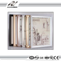 aluminum picture frame mouldings made in China