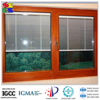 Top quality reasonable price automatic ventilation house window louvers