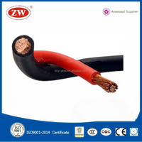 low voltage Copper Conductor Material single core 25mm flexible cable