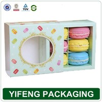 300 Gsm White Paper Box Packaging