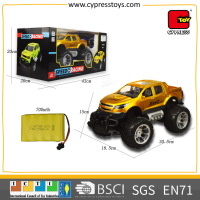 1:14 RC Four Function High Speed Scale Model Racing Car Battery Included