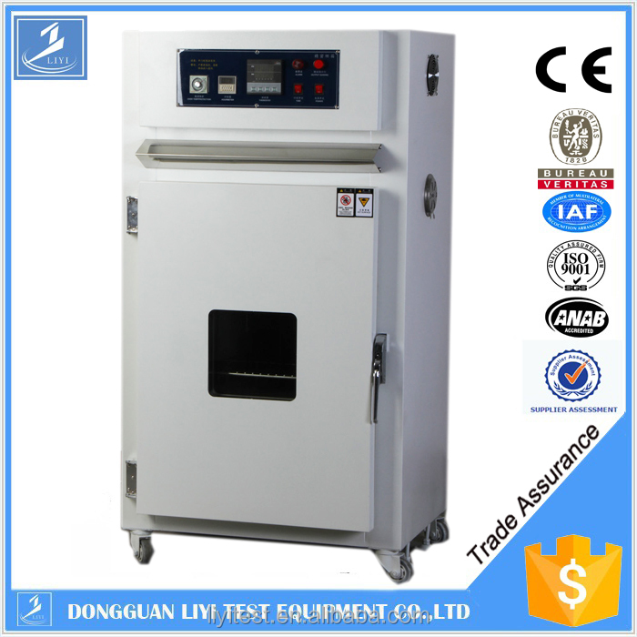 Hot air circulation high temperature industrial electric dry oven