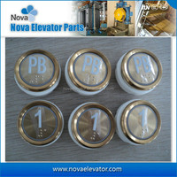 Elevator Push Button with Titanium color, Special Push Switch