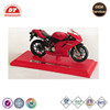 ICTI certificated custom made motorcycle figurine toy