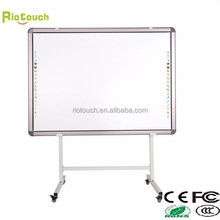 Riotouch Board 82 inch IR technology Interactive Electronic Whiteboard with HD camera