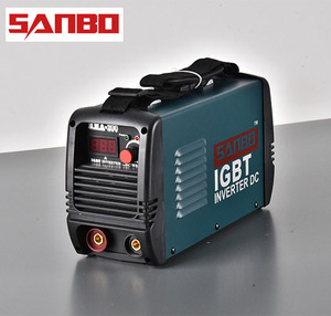 Portable IGBT inverter MMA 140A arc welding machine